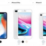 5.8型iPhone Xは5.5型iPhone 8 Plusよりも「画面が小さい」