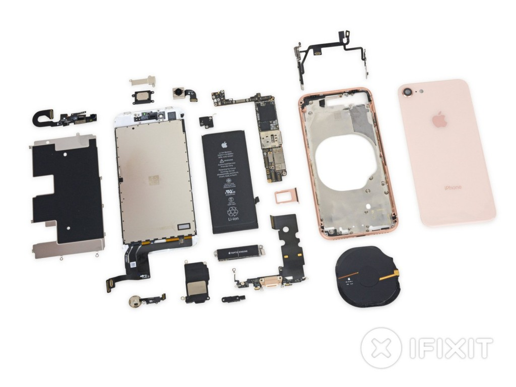iphone8 Teardown-1