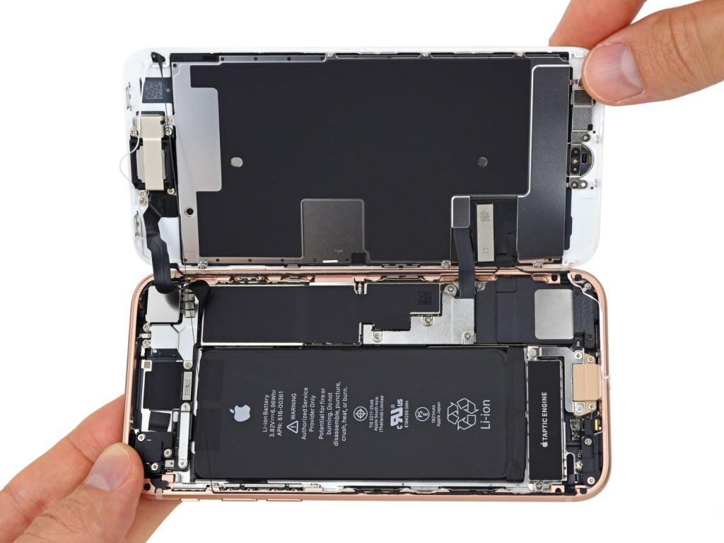 iphone8 Teardown-2