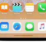 iPhone 8のDock動作イメージはこんな感じ?動作を再現した動画が公開!
