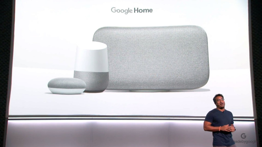 Google Home 2017-1