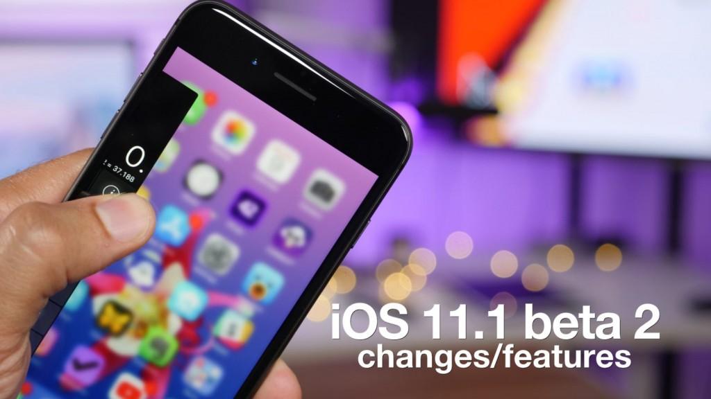 iOS 11.1 beta2-1