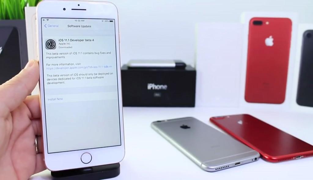 iOS 11.1 test-1