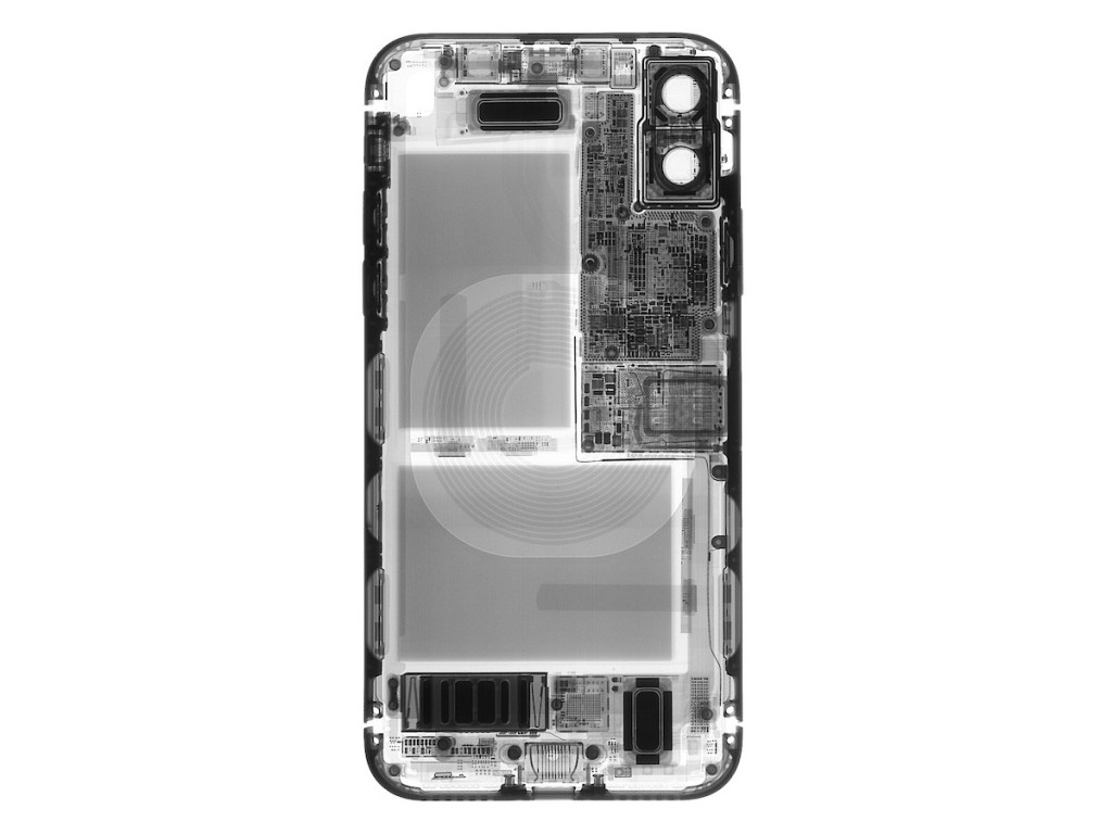iPhone X Teardown-1