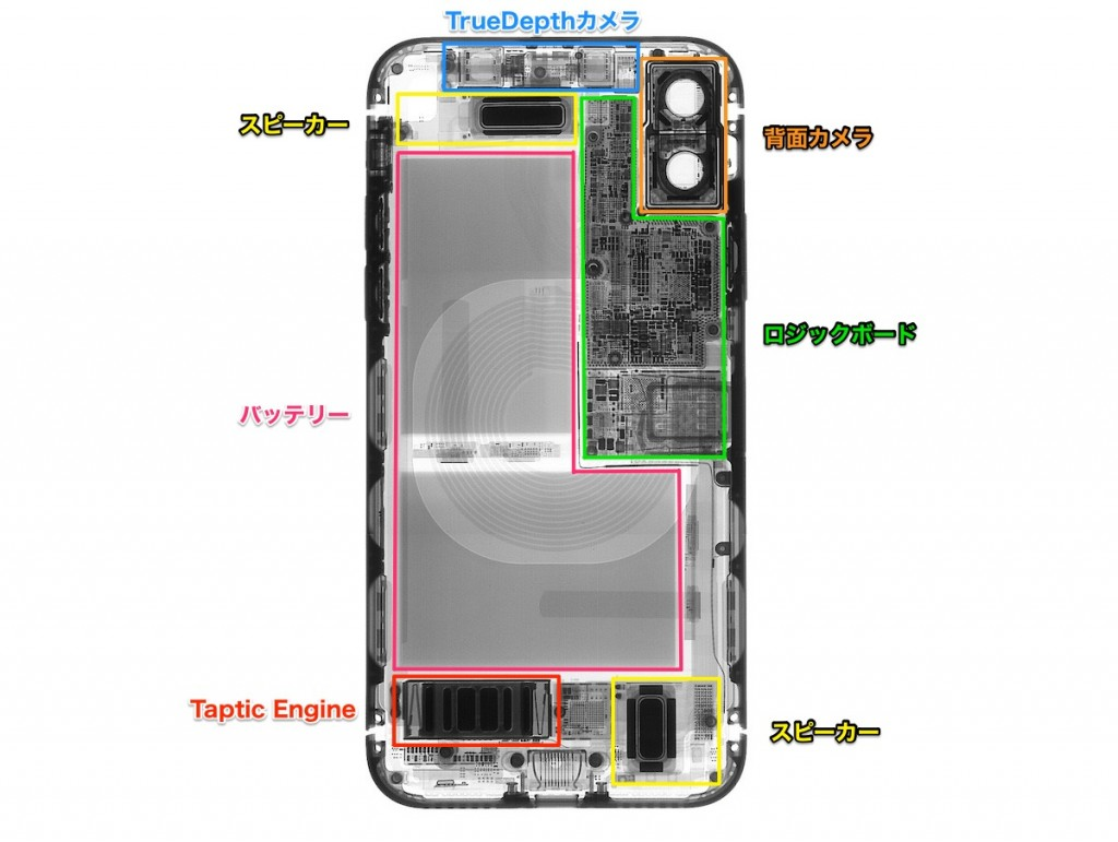 iPhone X Teardown-2