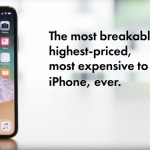 iPhone X、「最も壊れやすいiPhone」に認定される