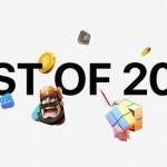 Apple、iPhoneやiPad、Macなどの2017年ベストアプリ・ゲームを発表!