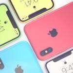 これはいい!5cのようなポリカーボネート製iPhone Xcのコンセプト画像が公開!