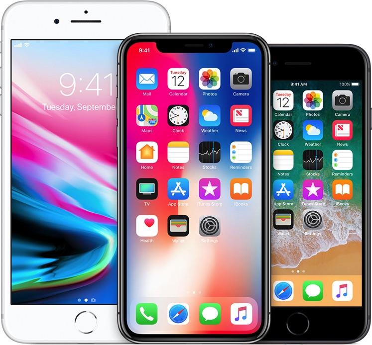 iPhone X&8&8 Plus
