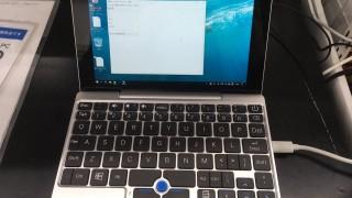 話題の超小型PC「GPD Pocket」実機レビュー!納得の品質と実用性