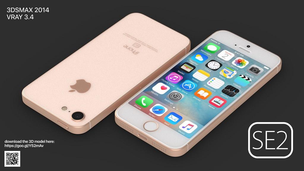 iPhone SE 2 Concept-11