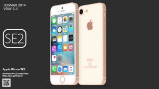 iPhone SE 2はiPhone 8に近い?コンセプト画像が公開!