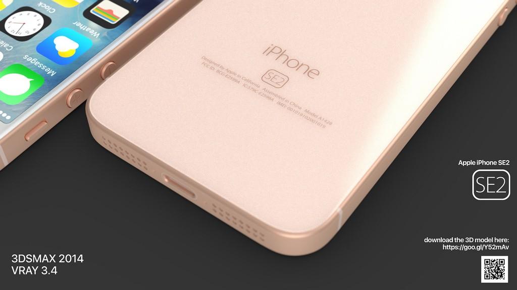 iPhone SE 2 Concept-8