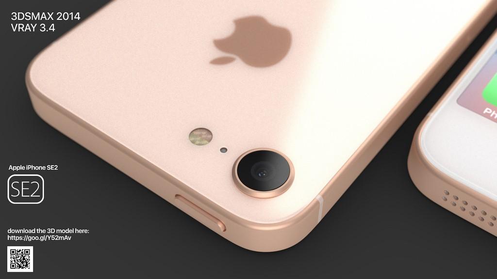 iPhone SE 2 Concept-9