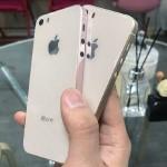 背面ガラスのiPhone SE 2の画像が流出か?無線充電対応に?