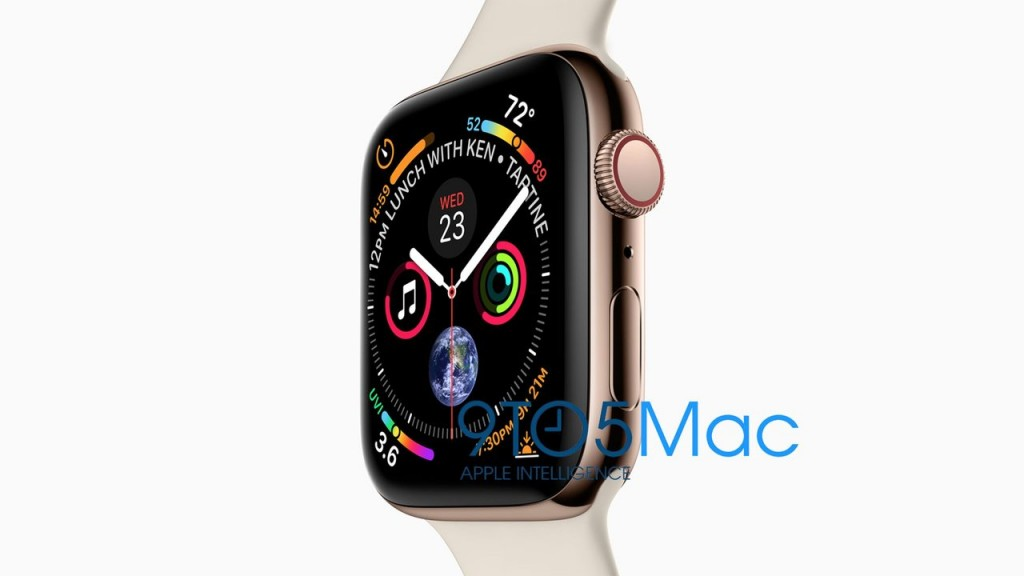 Apple Watch 4 leak-1