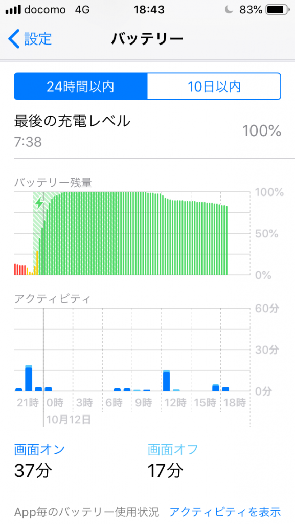 iOS 12 battery-30