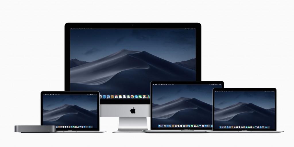 mac lineup 2018
