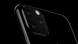 2019年iPhone、正方形型のトリプルカメラ採用か?レンダリング画像流出