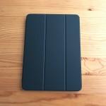 iPad Pro 11用Smart Folio購入&外観レビュー!何もかもよくできてる