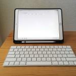 iPadにキーボードはつけない方がいいと思った3つの理由