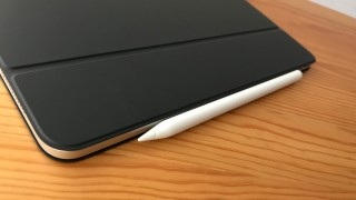 iPad保護しつつPencil持ち運ぶのが11インチ+純正ケースでかなり軽量かつ手軽になった件