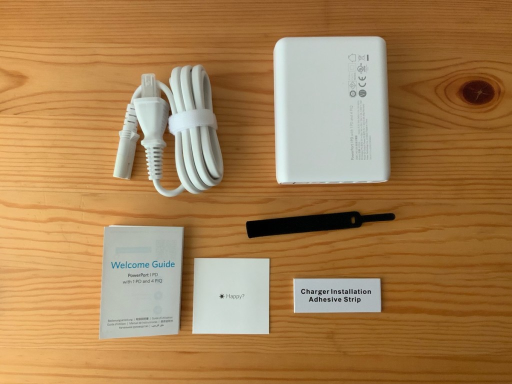 Anker Powerport I PD review-3