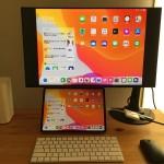 iPadOS+マウス+モニタでiPadが新時代のデスクトップPCと化した件