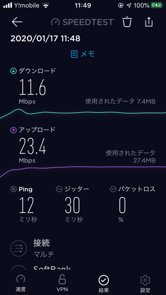 Ymobile speed-2