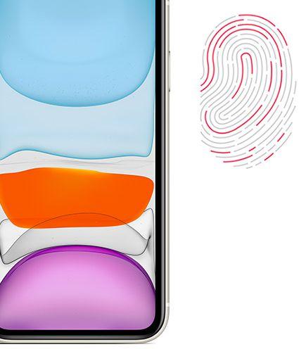iPhoneX TouchID
