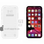 【フェイク?】iPhone 12 Proの公式画像がiOS 14内部から流出か⁉︎ノッチレスのフルディスプレイデザインに