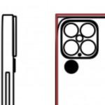 2021年iPhone 13はアナモフィックレンズ搭載、4眼+LiDARに?プロトタイプらしきデザイン流出