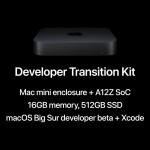 開発者向けA12Zチップ搭載Mac miniのCPUスコア判明!現行モデルと性能比較してみた