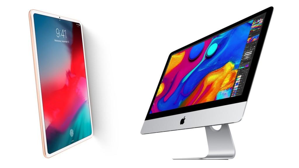 iPadAir&iMacConcept2020