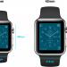 「Apple Watch」の画面解像度は38mmモデルが「272×340px」42mmモデルが「312×390px」に!