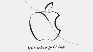 Apple、3月27日にスペシャルイベント開催へ!