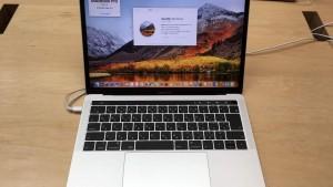 MacBook Pro 13 2018実機レビュー!キーボードの静音性は良くなった?