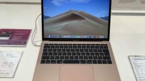 MacBook 12ユーザーが新型MacBook Airの実機に触れてみて思ったこと