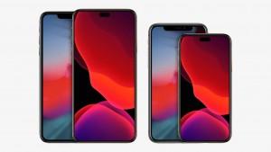 2020年5.4インチiPhoneの本体サイズ(仮)を現行モデルと比較してみた