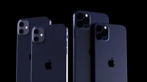 2020年のiPhone 12は新色ネイビーブルー追加か?予想画像が複数公開